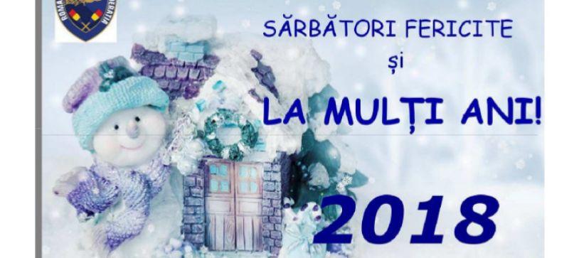 LA MULTI ANI – 2018!