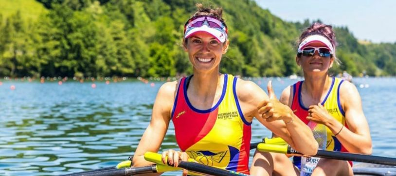 Canotorii români se antrenează în condiții de siguranță pentru trei campionate europene