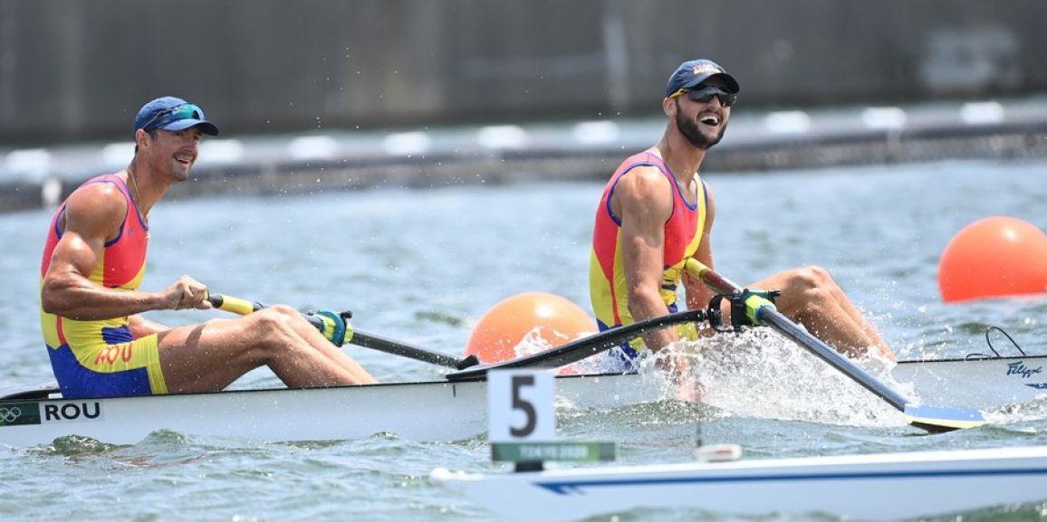 Marius Cozmiuc și Ciprian Tudosă Argint Olimpic pentru Romania la Tokyo!