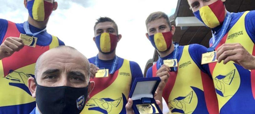 Canotorii români au obținut 10 medalii la Campionatele Europene de Tineret, dintre care 5 de aur. Locul 1 la națiuni în probele olimpice!