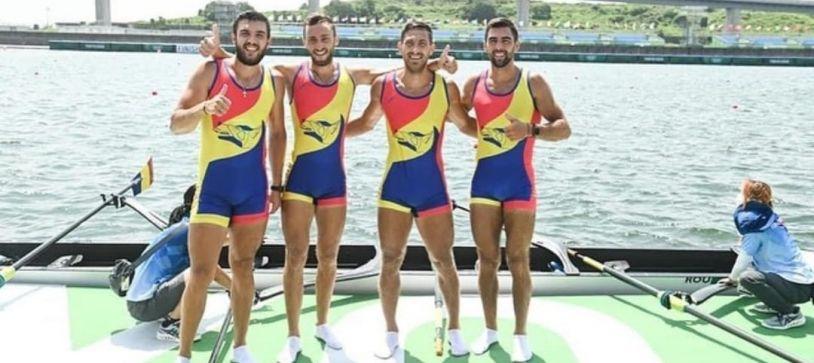 Obiectiv depășit la Tokyo! Lotul Olimpic de Canotaj al României încheie competiția cu 3 medalii și obține locul 4 pe națiuni!