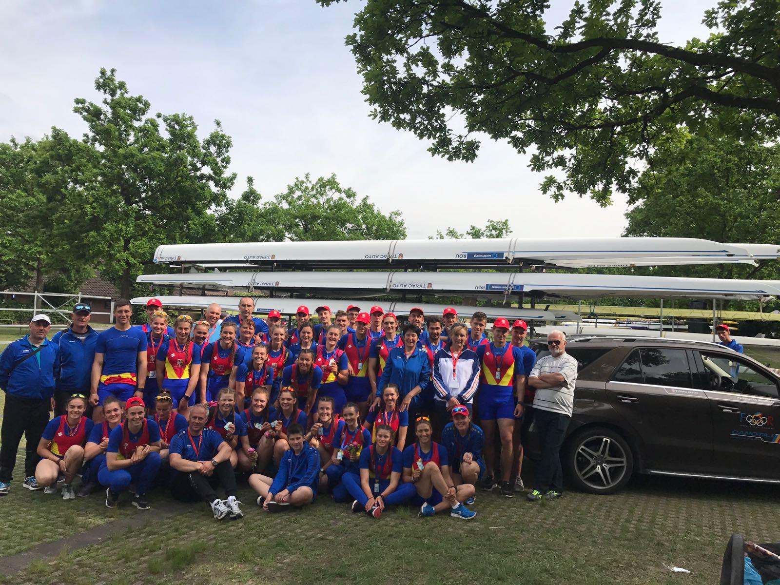 Campionatul European de Juniori din Germania