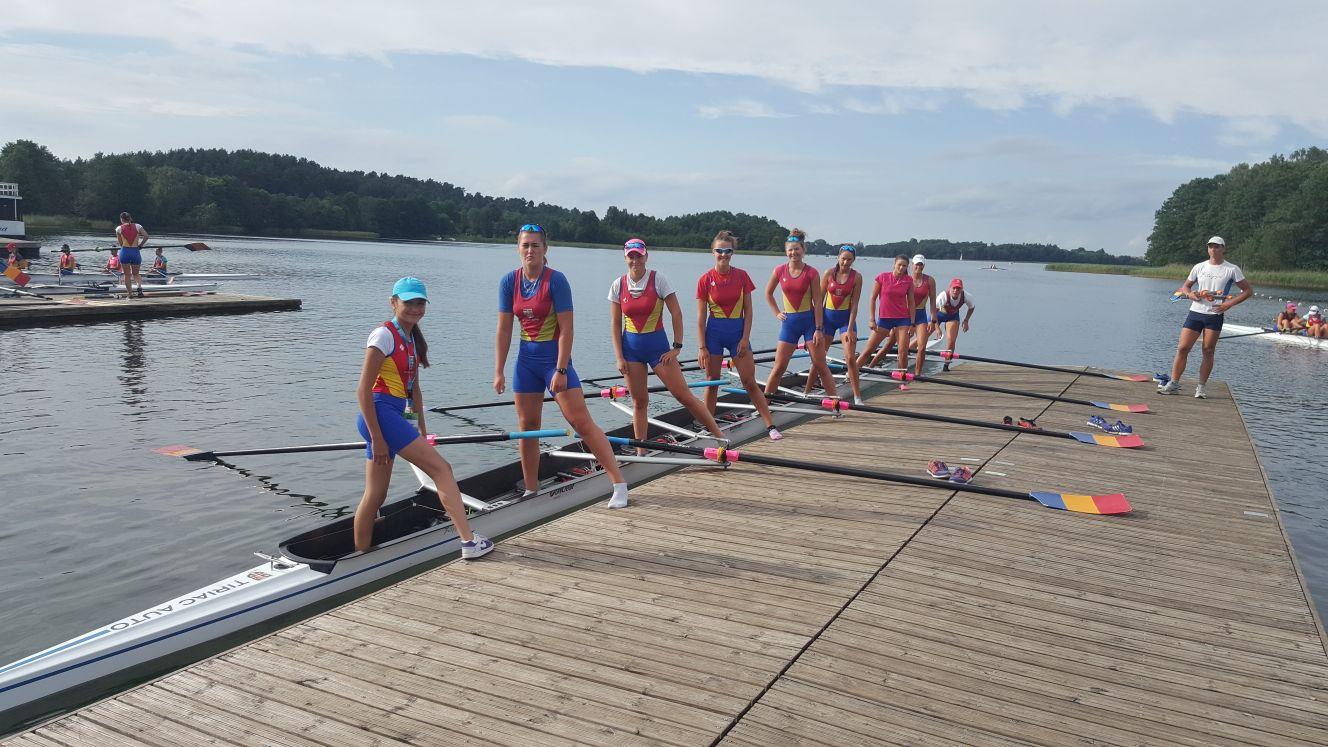 Cinci echipaje concurează în semifinalele de sâmbătă